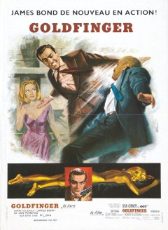 Goldfinger - la critique + test Blu-ray