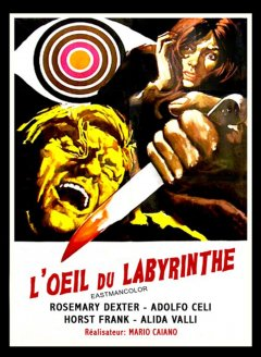 L'œil du labyrinthe - la critique du film