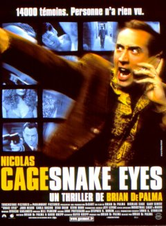 Snake eyes - la critique du film
