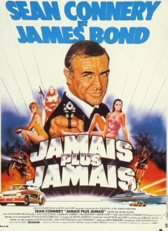 Jamais plus jamais - critique et test blu-ray d'un James Bond non officiel