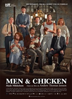 Men & chicken - la critique du film