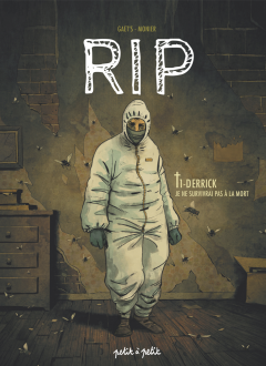 RIP . Tome 1 - Gaet's, Julien Monier - chronique BD