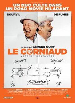 Le corniaud - la critique du film