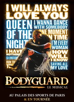"""Bodyguard, Le Musical"" s'attaque à la France !"