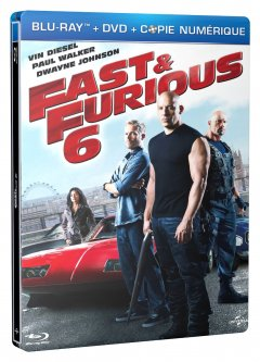 Fast & Furious 6 - le test blu-ray