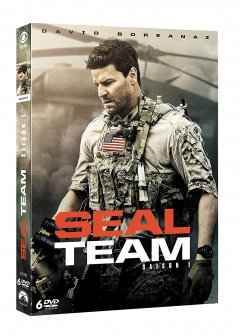 Seal team - la critique de la saison 1 + le test DVD