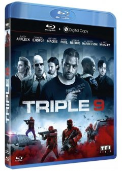 Triple 9 - test blu-ray