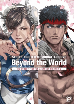 Street Fighter Memorial Archive : Beyond the World - critique
