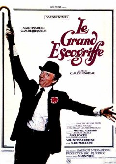 Le grand escogriffe - la critique