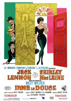 Irma la douce - la critique