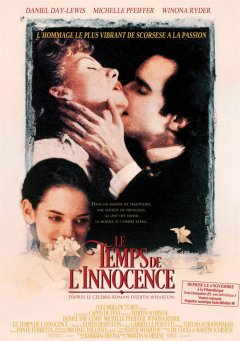 Le temps de l'innocence - la critique du film