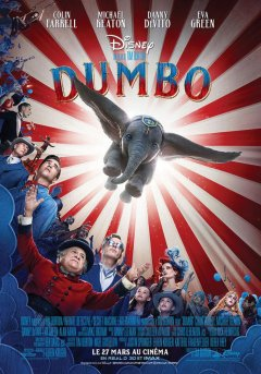 Box office, du 3 au 10 avril 2019 : Dumbo résiste à la menace Shazam !