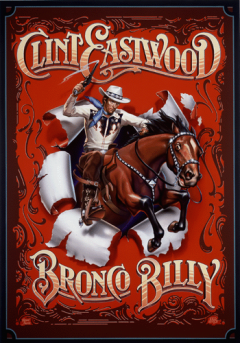 Bronco Billy - Clint Eastwood - critique