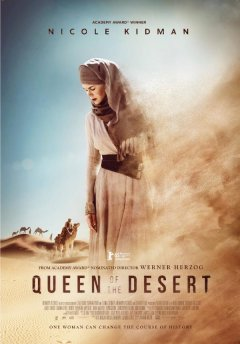 Queen of the Desert : le Herzog avec Nicole Kidman et Robert Pattinson enfin calé aux USA