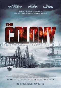 The Colony, Laurence Fishburne dans un trailer de SF glacial