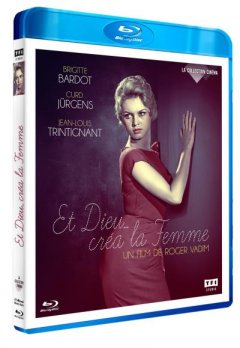 Et Dieu... créa la femme - la critique du film + le test Blu-ray