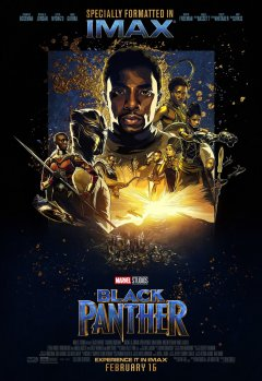 Box-office USA : Black Panther presque aussi fort que Star Wars
