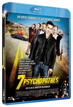 7 psychopathes - le test DVD