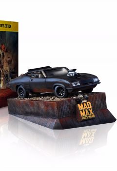 Mad Max Black and Chrome : la version collector en noir et blanc redonne des couleurs au reboot