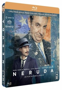 Neruda - le test Blu-ray