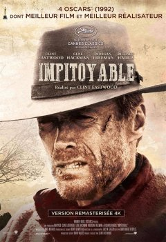 Impitoyable - la critique du film