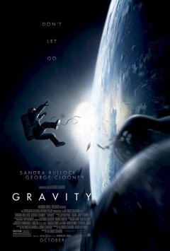 Gravity - teaser trailer du film de science-fiction avec George Clooney