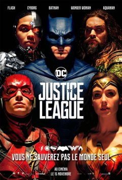Justice League - la critique du film