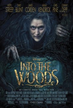 Une première photo de Johnny Depp dans Into the woods
