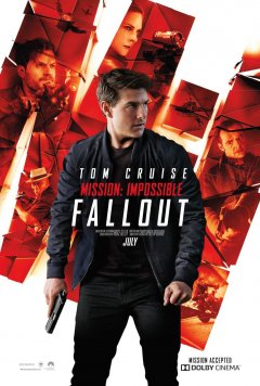 Box-office USA : Mission : Impossible Fallout et rien d'autre