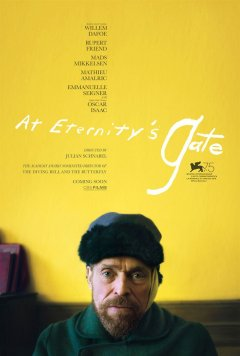 At Eternity's Gate - la critique du film