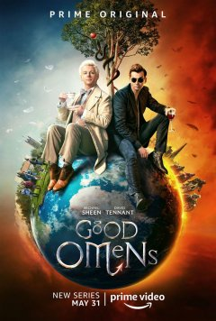 Good Omens - la critique de la série