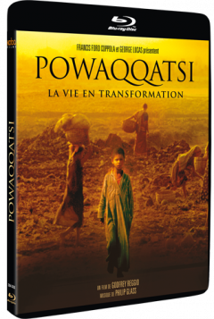 Powaqqatsi - la critique + test blu-ray