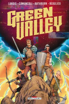 Green Valley - La chronique BD