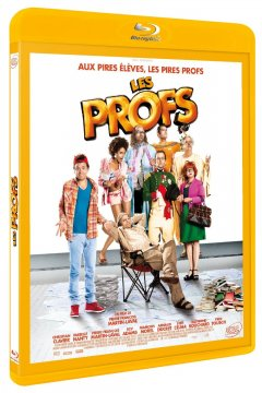 Les Profs - le test blu-ray