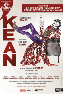 Kean - la critique du spectacle