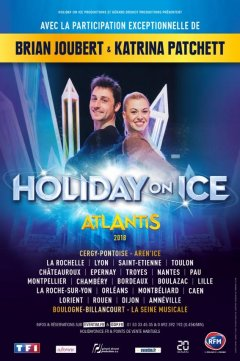 Holiday on Ice : Danse avec la glace