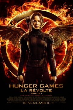 Hunger Games : la révolte partie 1 - la critique du film + le test DVD