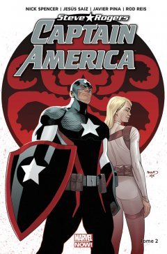 Captain America : Steve Rogers T.2 - La chronique BD