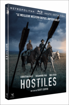 Hostiles - le test blu-ray
