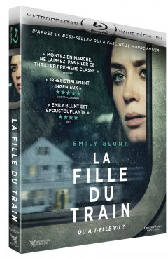La Fille du Train - le test blu-ray