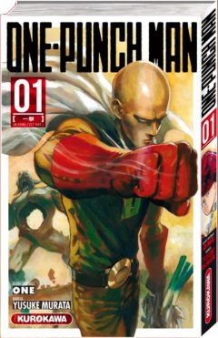 One-Punch Man T.1 - La chronique BD