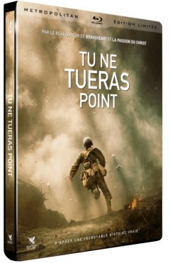 Tu ne tueras point - le test blu-ray