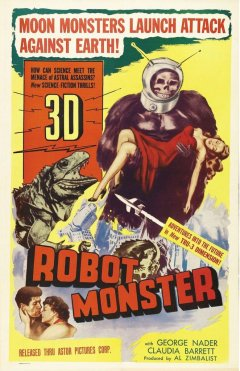 Robot Monster - la critique du film