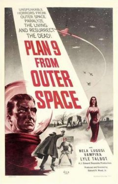 Plan 9 from outer space - la critique