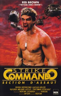 Strike Commando : section d'assaut - la critique du film