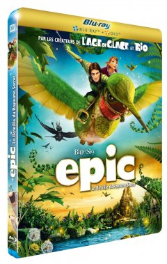 Epic : la bataille du Royaume Secret - le test blu-ray de la nouvelle franchise de la Fox