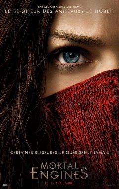 Mortal Engines par Peter Jackson : London's calling
