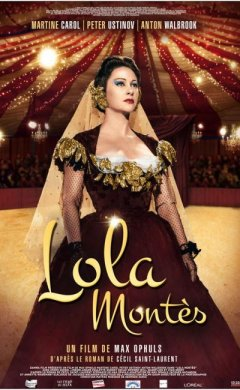 Lola Montès - la critique du film