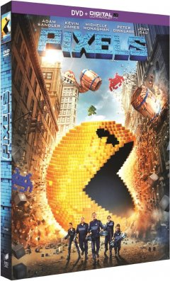Pixels – la critique du film + le test DVD