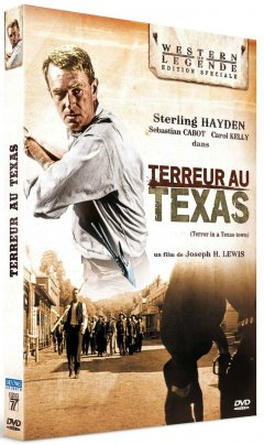 Terreur au Texas - la critique du film et le test DVD